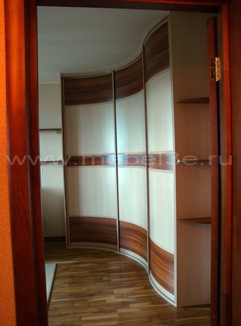 Радиусный шкаф 14-2