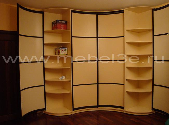 Радиусный шкаф 23-3