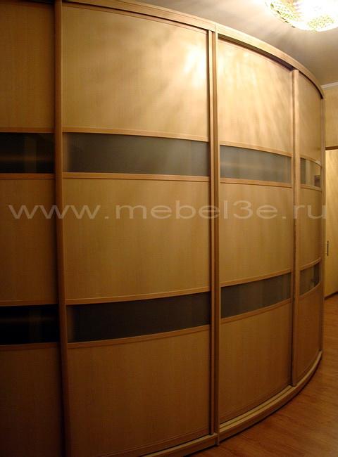 Радиусный шкаф 24-1