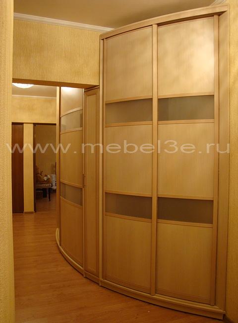Радиусный шкаф 24-2