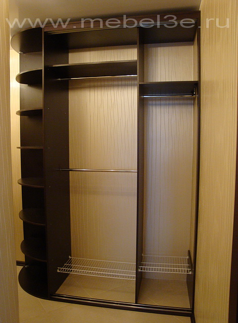 Радиусный шкаф 28-1