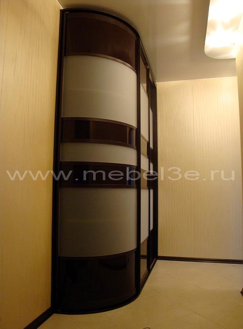 Радиусный шкаф 28-2