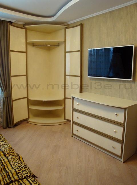 Радиусный шкаф 29-1
