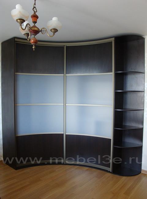 Радиусный шкаф 31