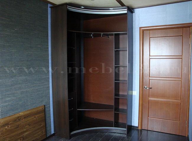 Радиусный шкаф 4-1