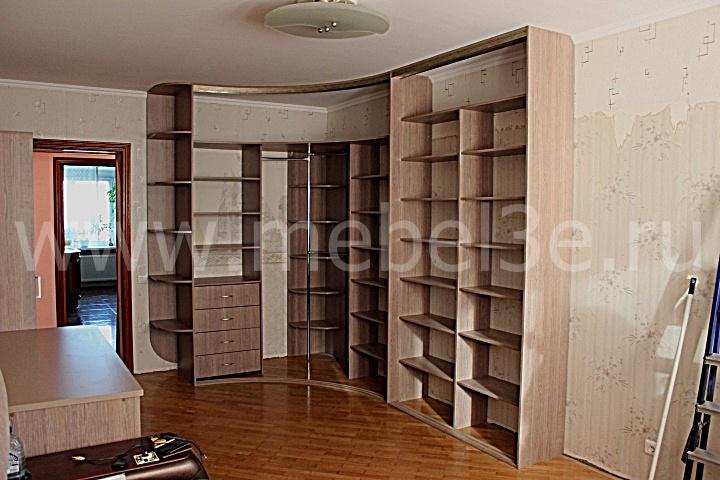 Радиусный шкаф 44-1