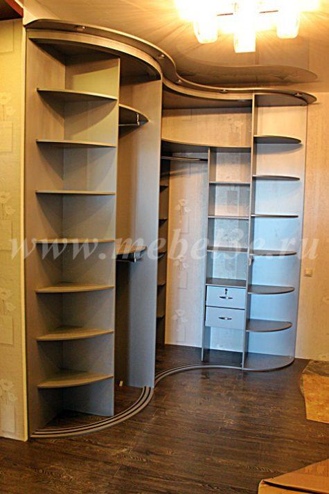 Радиусный шкаф 48-1