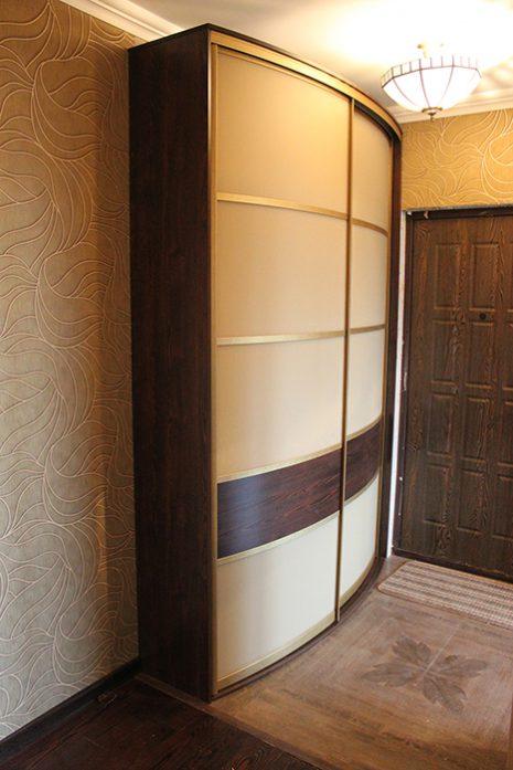 Радиусный шкаф 68-3