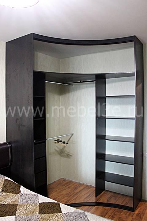 Радиусный шкаф 75-4