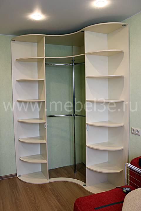 Радиусный шкаф 80-2