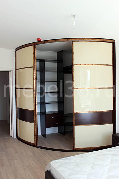 Радиусный шкаф 85-2