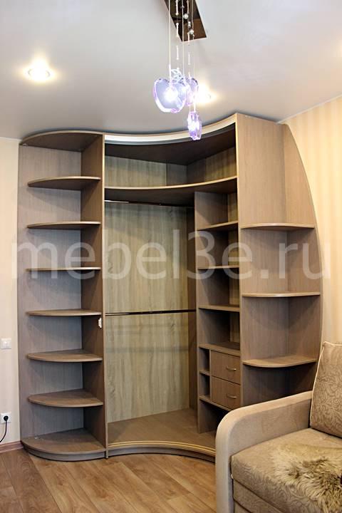 Радиусный шкаф 88-2