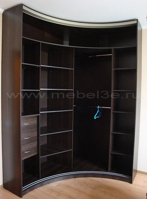 Радиусный шкаф 10-1
