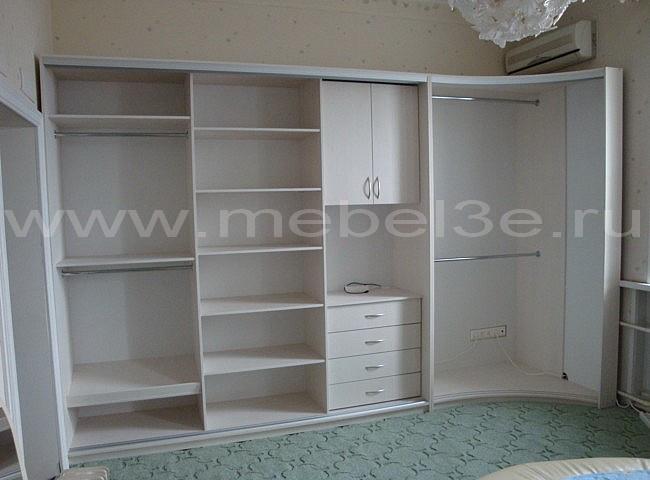 Радиусный шкаф 11-1