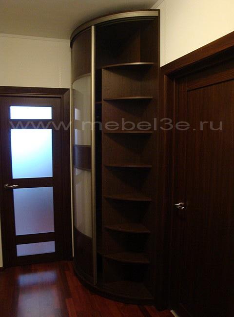 Радиусный шкаф 12-1