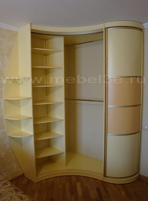 Радиусный шкаф 13-1