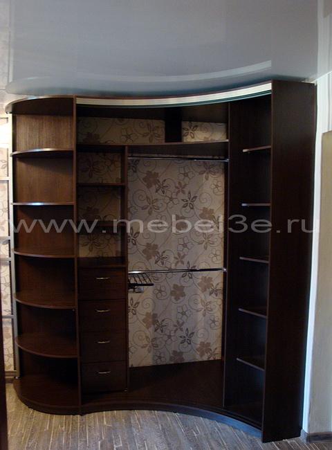 Радиусный шкаф 17-2