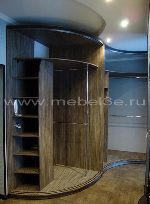 Радиусный шкаф 18-2