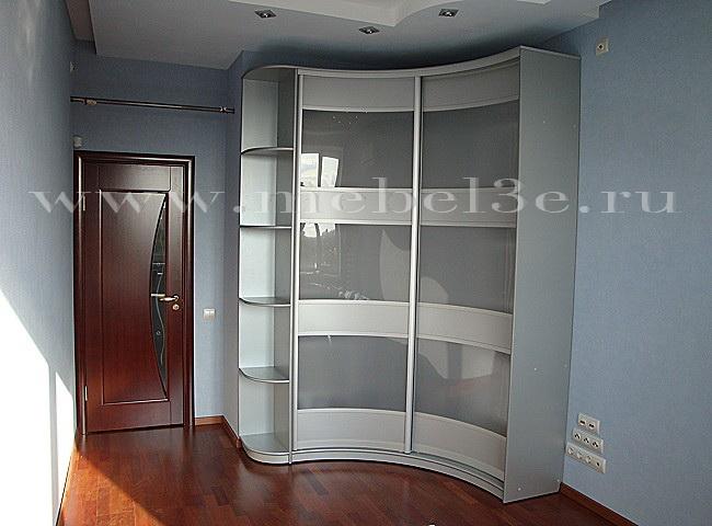Радиусный шкаф 2