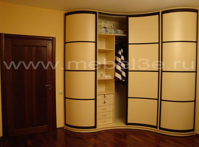 Радиусный шкаф 23-1