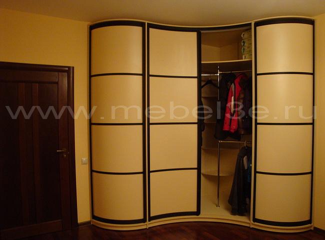 Радиусный шкаф 23-2