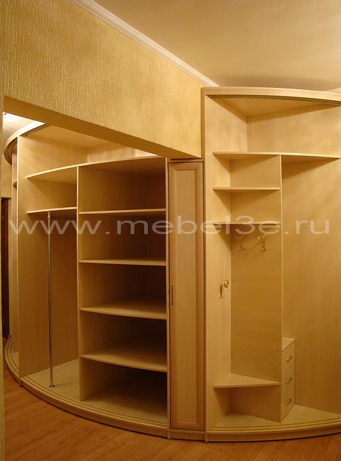 Радиусный шкаф 24-3