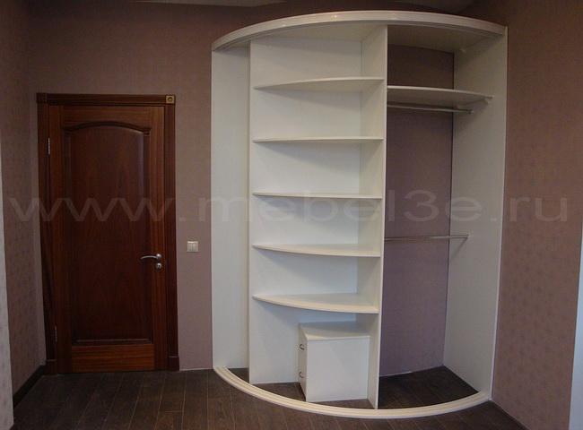 Радиусный шкаф 25-1