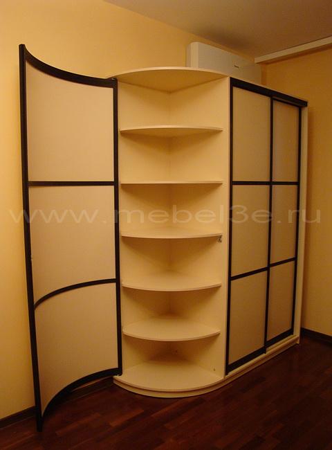 Радиусный шкаф 27-1