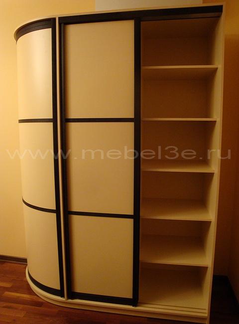 Радиусный шкаф 27-2