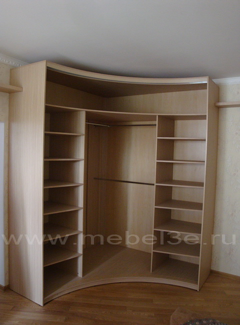 Радиусный шкаф 32-1