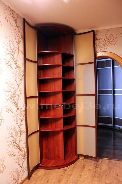 Радиусный шкаф 33-1