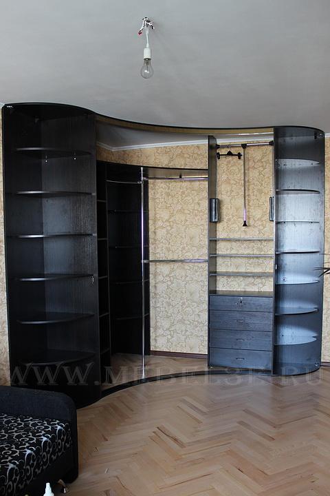 Радиусный шкаф 40-1