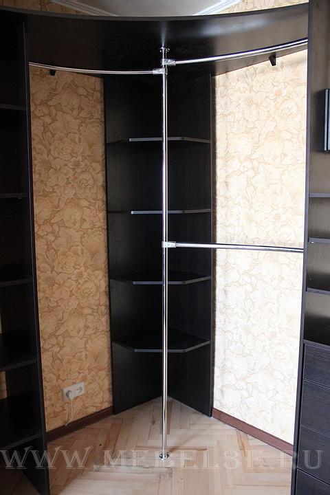 Радиусный шкаф 40-2