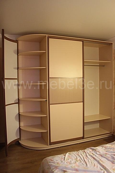 Радиусный шкаф 43-2