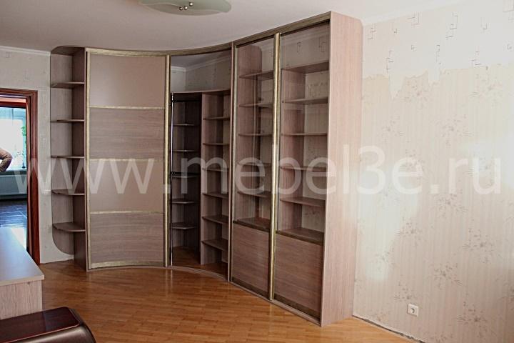 Радиусный шкаф 44-2