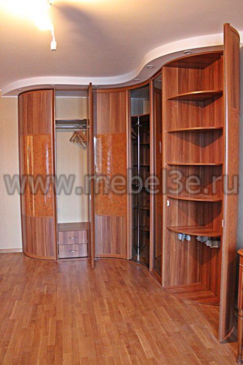 Радиусный шкаф 47-2