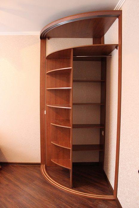 Радиусный шкаф 67-3