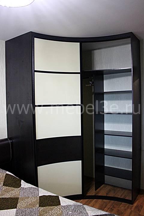 Радиусный шкаф 75-1