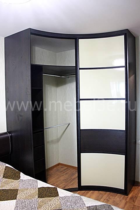 Радиусный шкаф 75-2