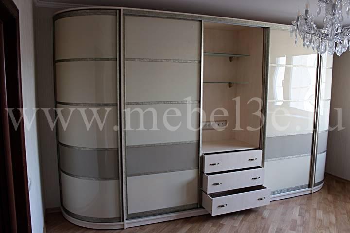 Радиусный шкаф 71-1
