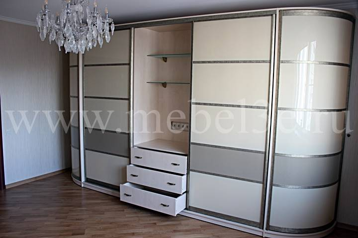 Радиусный шкаф 71-2