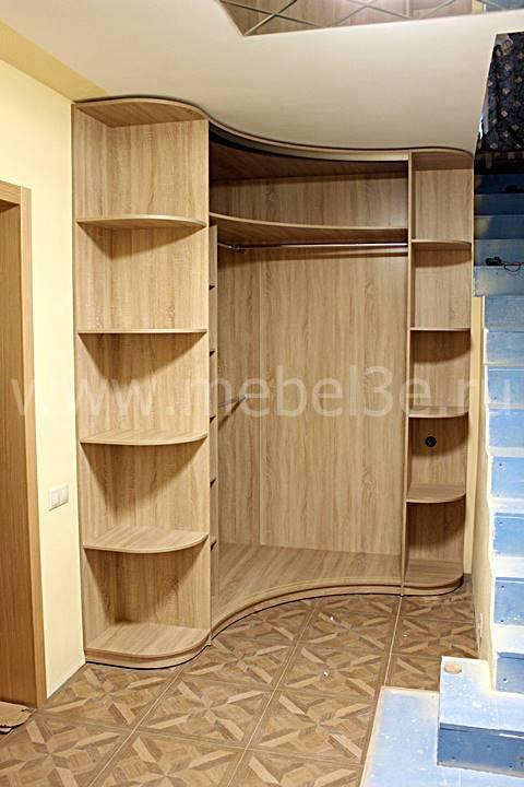 Радиусный шкаф 78-1