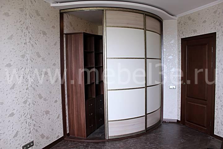 Радиусный шкаф 79-5