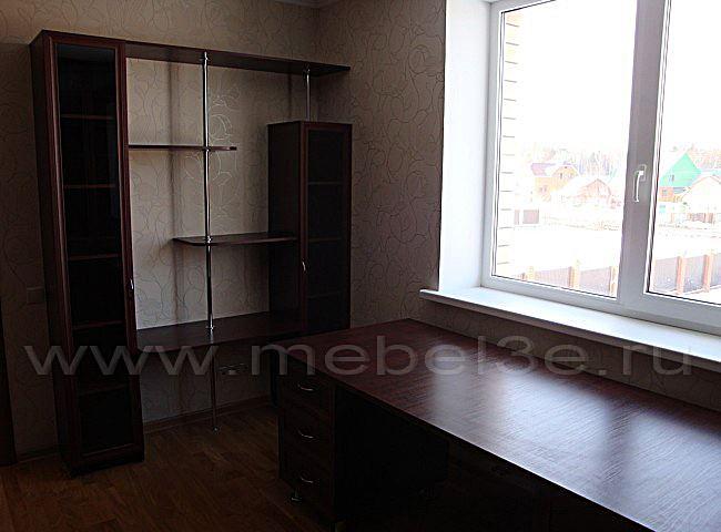 стол и шкаф в кабинет