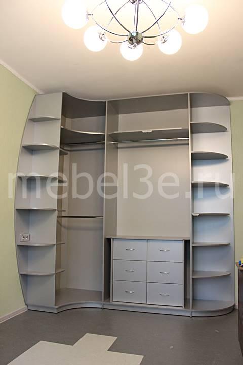 Радиусный шкаф 84-2