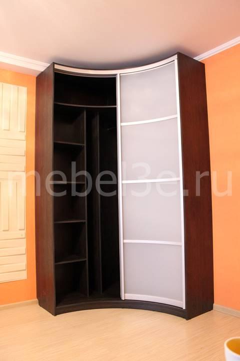 Радиусный шкаф 87-1