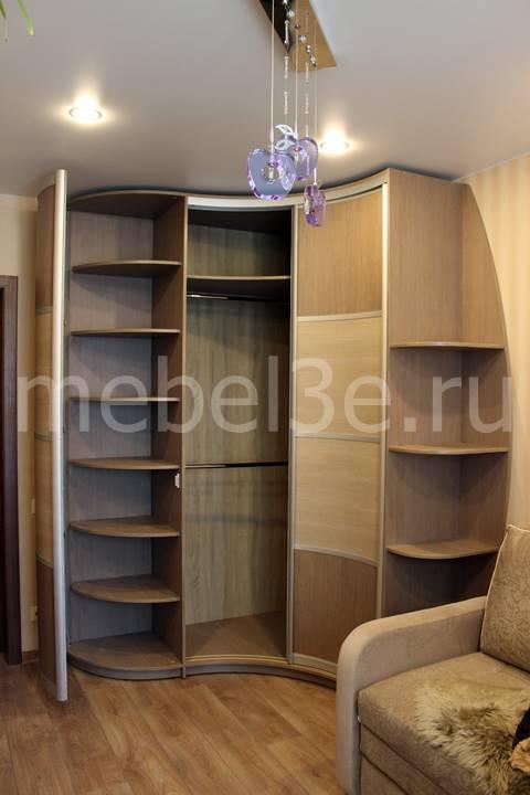 Радиусный шкаф 88-1